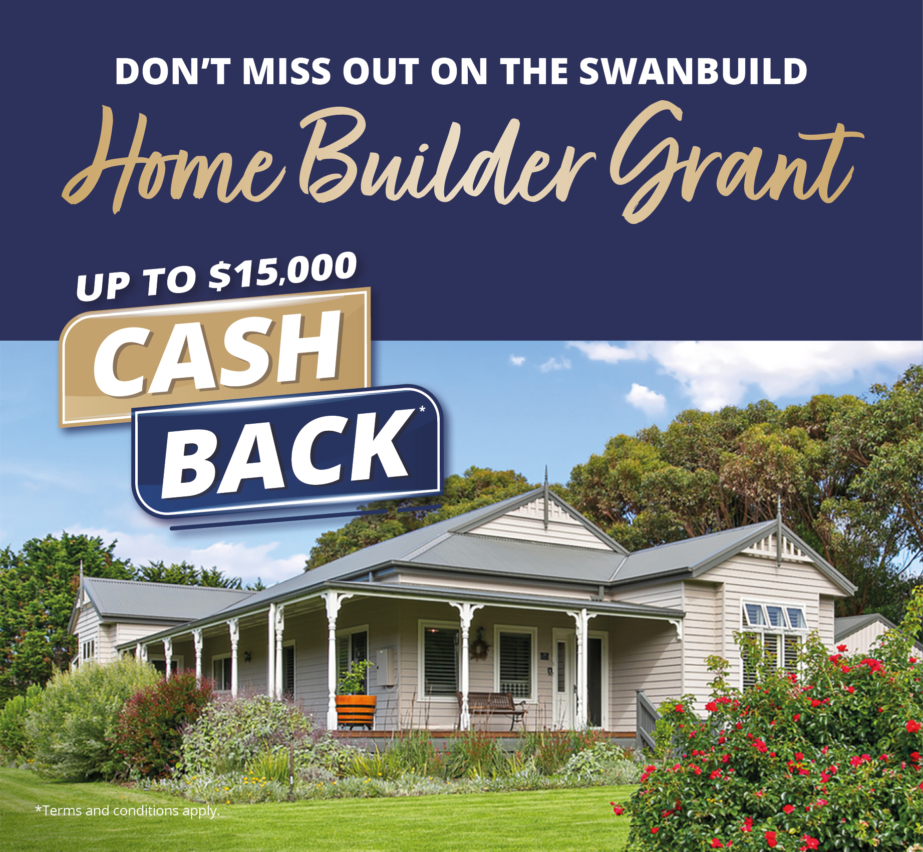 Swanbuild Home Builders Offer