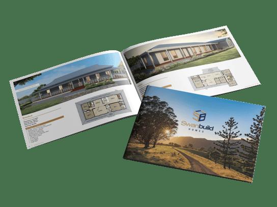 Modular Homes brochure image